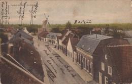 ZUNDERT 1917 Panorama Met Molen Moulin - 2 Scans - Unclassified