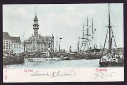 OOSTENDE - OSTENDE - Le Port  // - Oostende