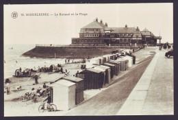 MIDDELKERKE - Le Kursaal Et La Plage   // - Middelkerke