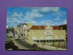 PORTUGAL - AVEIRO - CARS - COACH - Postcard - Aveiro
