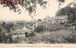SAINT-NOM-LA-BRETECHE VUE GENERALE 78 YVELINES - St. Nom La Breteche