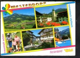 F1515 Westendorf Der Beliebte Ferienort Im Schonen Bruxentalal, Tirol - Austria   - Nice Stamp And Timbre - Kitzbühel