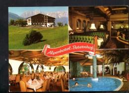 F1520 Kössen - Alpenhotel Peternhof - Tirol - Nice Stamp And Timbre - Kitzbühel
