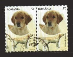Romania - ° 2012 -  Cani - 1948-.... Repubbliche