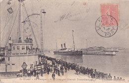 """Al - Cpa Le Steamer """"La Gascogne"""" De La Compagnie Générale Transatlantique (LE HAVRE) - Le Havre"""