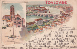 31 - TOULOUSE - Carte Précurseur (cachet Postal 1900) - Toulouse