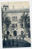Alg�rie--ALGER--Le Palais d'Hiver du Gouverneur (tr�s anim�e)  n� 42 �d L.V  & Cie---Belle carte