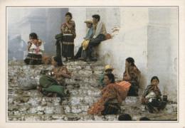 GUATEMALA.  Guatemala.  Chichicastenango.  Chichicaste Nango. El Mercado Del Domingo. - Guatemala