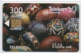 Telekom Slovenije 300 Impulzov - - Slovenia