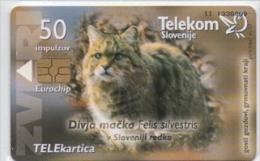 Telekom Slovenije 50 Impulzov - Zveri - Slovenia