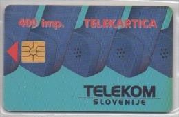 Telekom Slovenije 400 Impulzov - - Slovenia