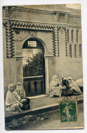 Algerie--ALGER-- Porte de la Mosqu�e de Sidi Abderhaman (tr�s anim�e) n�43 �d Aqua-Photo--belle carte