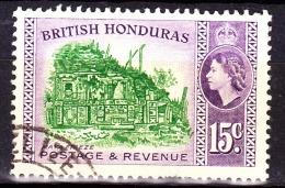 British Honduras, 1953, SG 185, Used - British Honduras (...-1970)
