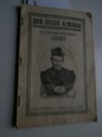 Don Bosco almanak 1933 :Kongo, China, L Paret, A Servaes, J Crick, P de Mont,