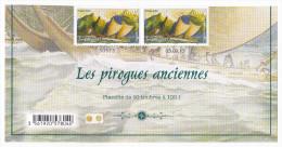 Polynésie Française / Tahiti - Les Pirogues Anciennes / 100 F / Numéroté Et Daté / 2013 - Polynésie Française
