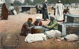 JEU DE DOMINOS(EGYPTE) LE CAIRE - Sonstige