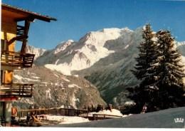 74-----LE MONT BLANC Vu Depuis Le BETTEX---voir 2 Scans - Chamonix-Mont-Blanc
