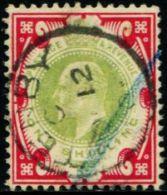 AX0342 Britain 1902 King Edward 1v USED - 1902-1951 (Re)