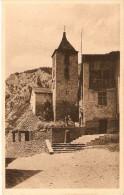 ANDORRE . VALLS  D´ ANDORRA . ORDINO . La Place De L´ Eglise - Andorre