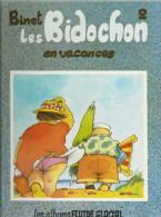 Les Bidochon En Vacances (Fluide Glacial) Réédition - Bidochon, Les