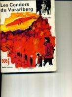 LES CONDORS DU VORALBERG J M BOUCHET ILLUSTRATIONS VAYSSIERES 1963 - Autres