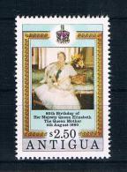 Antigua 1980 Königin Mi.Nr. 590 ** - Antigua Und Barbuda (1981-...)