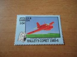 Antigua Und Barbuda: Halleys Komet - Antigua Und Barbuda (1981-...)