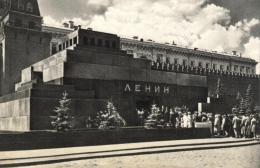 75164  - Russie     Moscou      Mausoleum  Of   Vladimir IIlvich  Lenin - Russie