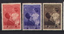 452 - 453 - 454 - Lavés - Oblitérés