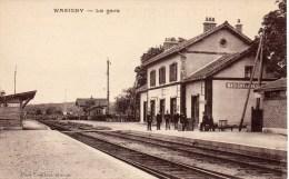 Wasigny La Gare - Frankreich