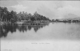 TAHITI  RAIATEA  LE FORT A UTUROA. - Tahiti