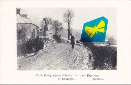 """Cercle Photographique D´IXELLES - 13é Exposition """" Il Neigeait"""" Blanpain - Ixelles - Elsene"""