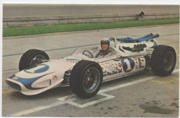 INDIANAPOLIS IND. - 500 MILES RACE -  MARIO ANDRETTI 1967 - IndyCar