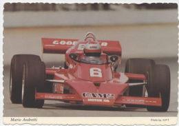 INDIANAPOLIS INDY 500 - MARIO ANDRETTI CAR #6 - IndyCar