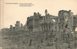 Nieuwpoort-Nieuport- Ruines.... - Weltkrieg 1914-18