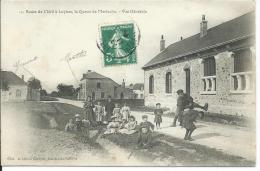 37 - SAINT ETIENNE DE CHIGNY - Route De Cléré à Luynes - La Queue De Merluche - Vue Générale - Other Municipalities