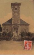 77 DAMMARTIN  L'Eglise (animée) - Sonstige Gemeinden