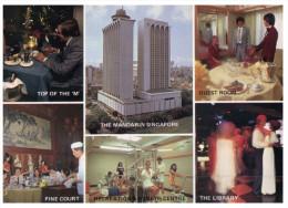 (PH 12) Singapore Mandarin Hotel (no Number) - Hotels & Restaurants