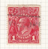 Issued 1913 - 1913-36 George V: Heads