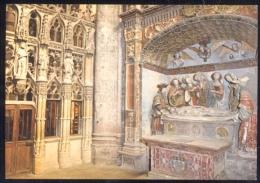 CPM Neuve12 RODEZ Cathédrale Notre Dame, Rétable Du St Sépulcre, Autel Renaissance - Rodez