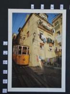 ELEVADOR DA BICA - LISBOA - 2 Scans (Nº05712) - Lisboa