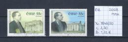 Eire 2008 - Yv. 1849/50 Postfris/neuf/MNH - 1949-... Repubblica D'Irlanda