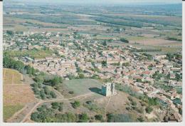 Gard :  BELLEGARDE  : Vue  Aérienne - Bellegarde