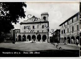 CP Italie - MONTEFALCO M.475 Sm - Piazza Della Liberta - Perugia