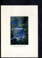 F1560 Bregenzerwald - Bizauer Bach - Stamp: Osterreich, Autriche - Nenzing