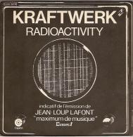 Kraftwerk 45t. SP *radioactivity* - Dance, Techno & House