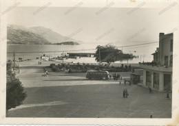 OHRID,PRISTANISTE, Old Bus, Vintage Old Postcard - Macédoine