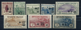 PROMOTION EXCEPTIONNELLE France Année Complète 1922 NEUF ** LUXE - Unused Stamps