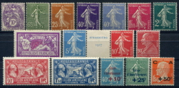 PROMOTION EXCEPTIONNELLE France Année Complète 1927 NEUF ** LUXE - Unused Stamps