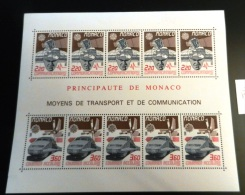 MONACO - 1988 - Y&T N° 41 - Blocks & Sheetlets